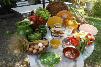 Farm product market
